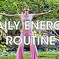 Yoqi qigong daily energy routine