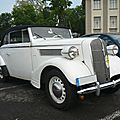 OPEL Super 6 cabriolet Speyer (1)