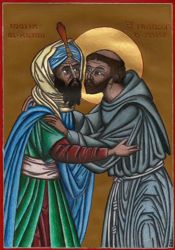 St François et le Sultan V