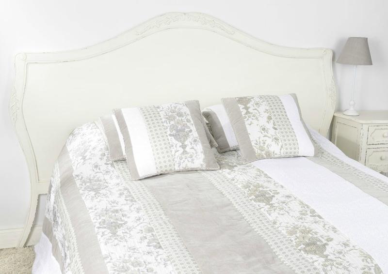tete de lit romantique 160 cm