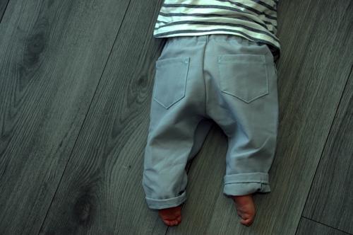 pantalon c'est un garçon Marcus 04