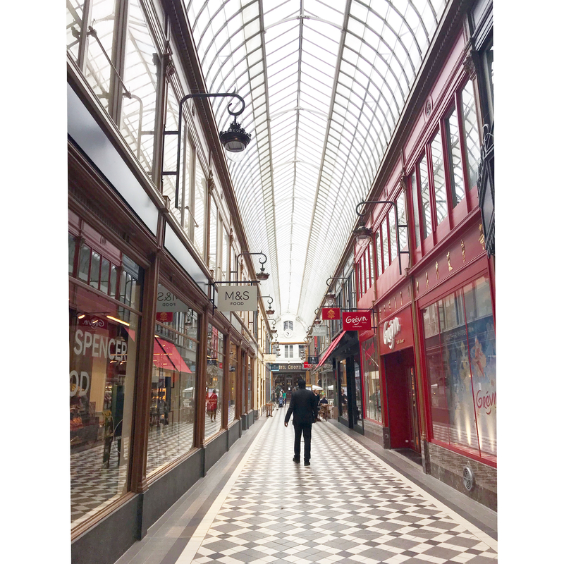 Passage Jouffroy, Paris 9e ©Kid Friendly