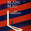 Carpenter lea / rouge, blanc, bleu.