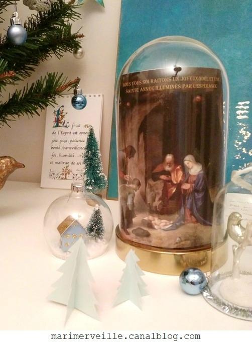 Décoration de Noël 2017 - marimerveille 2