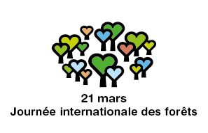 Logo Journee internationale des forets