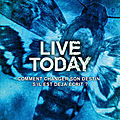 [chronique] forget tomorrow, tome 3 : live today de pintip dunn