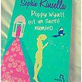 Poppy wyatt est un sacré numéro-sophie kinsella