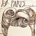 Paris in my head