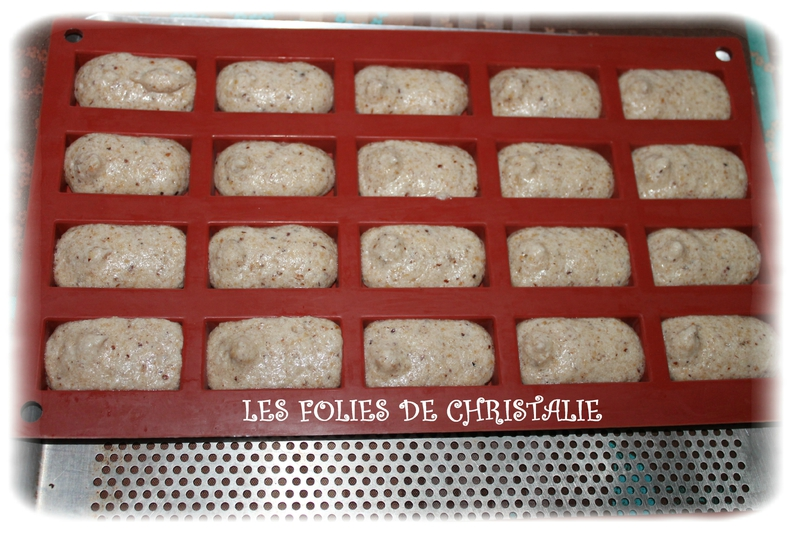 Financiers noisette 5