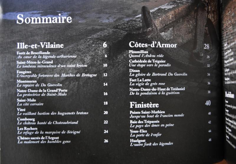 Mystérieuse Bretagne, Terres de légendes (4)