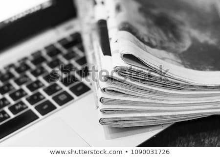 Les titres de journaux en acrostiches