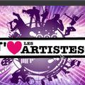 J'aime les artistes