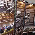 Retour en images sur les expositions présentées au salon de l'aiguille en fête du 14 au 17 février 2013