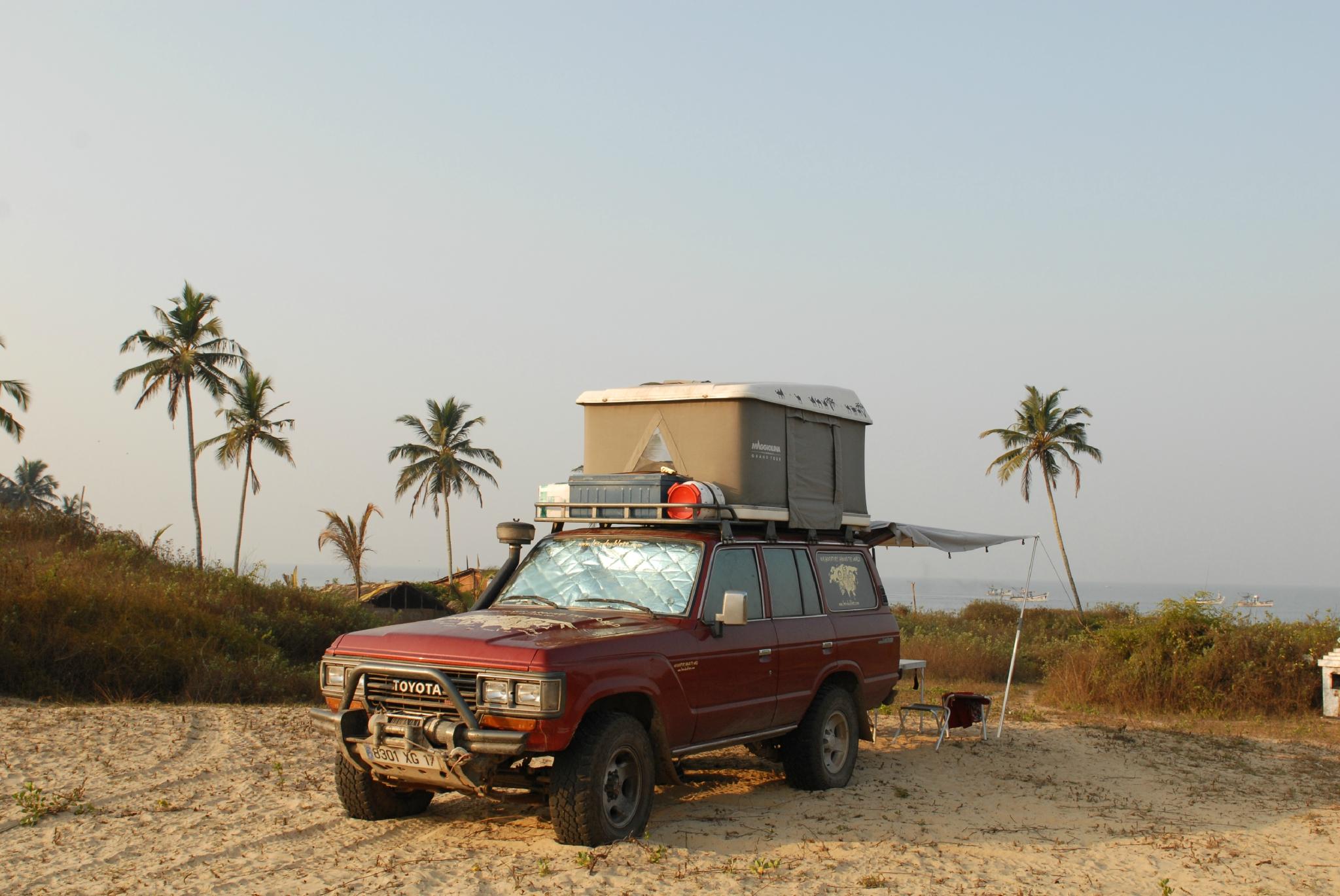 Colava beach. Goa