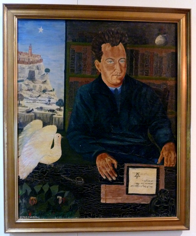 Portrait de Giono 1934