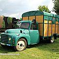 Citroen type U23-50 bétaillère de 1960 (Retro Meus Auto Madine 2012) 01