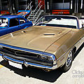 Dodge challenger r/t convertible-1971