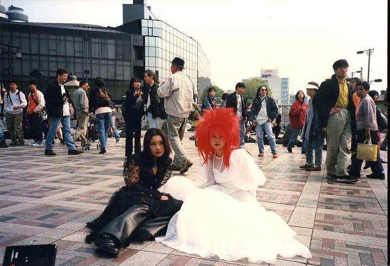 Canalblog Tokyo01 19970420 Harajuku Cosplay