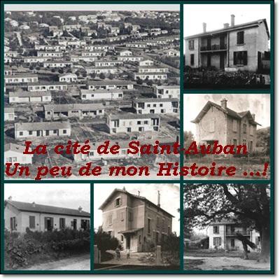La cité de Saint-Auban