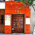 A la recherche du restaurant indien parfait : un