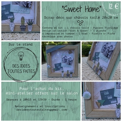 collage sweet home