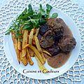 « carbonnades de boulettes de noël »