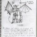 Fais de le Jura, une de mes fascinations, les demons.