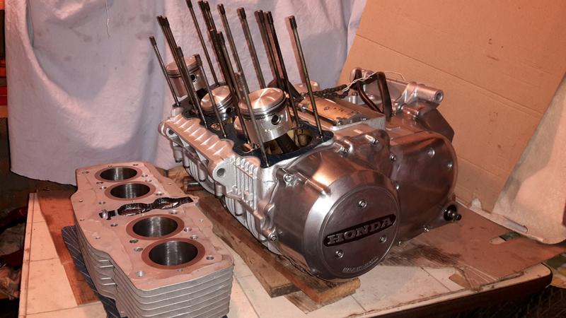 20180216_cb750 bas moteur remonté