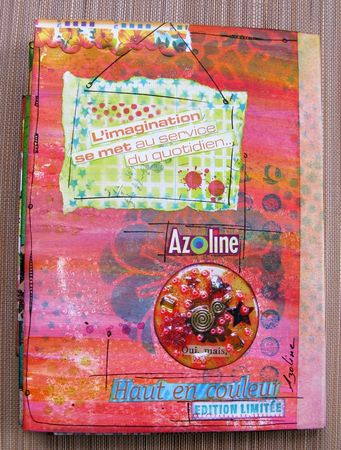 Azoline Art book 19
