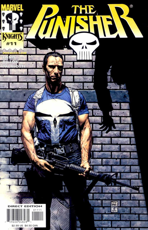 punisher marvel knights V2 11