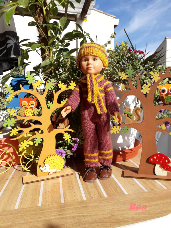 charles en tenue d'automne