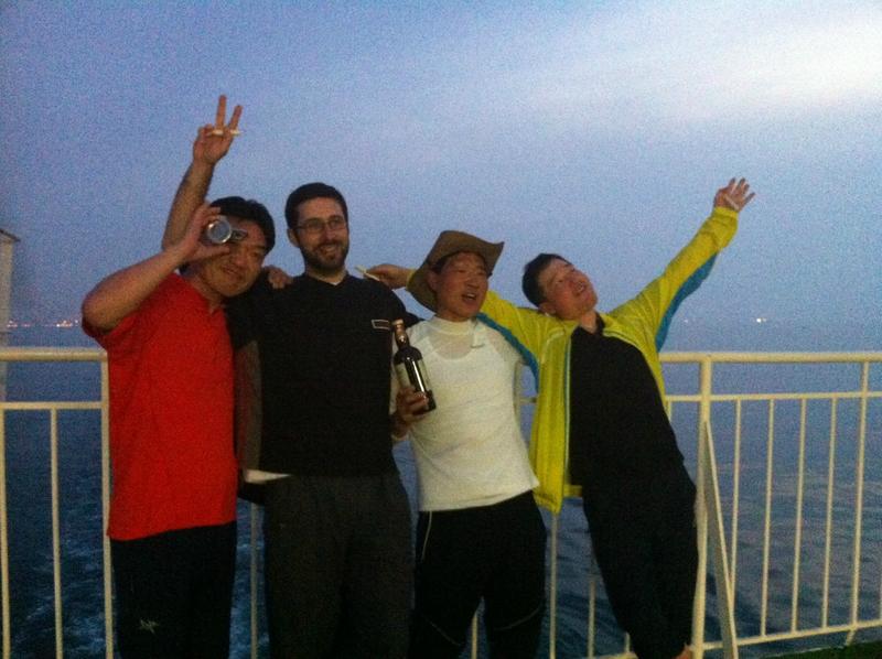 2014 05 23 - Jeju - Ferry (2)