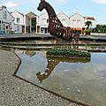 Le bateau-cheval