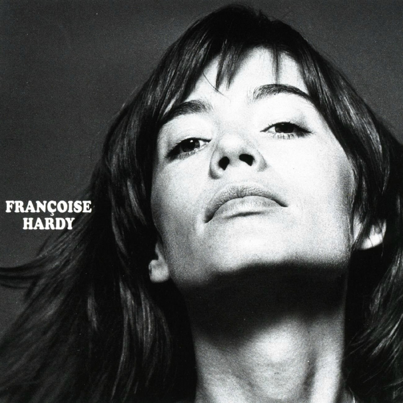 Françoise Hardy La Question lp vinyl