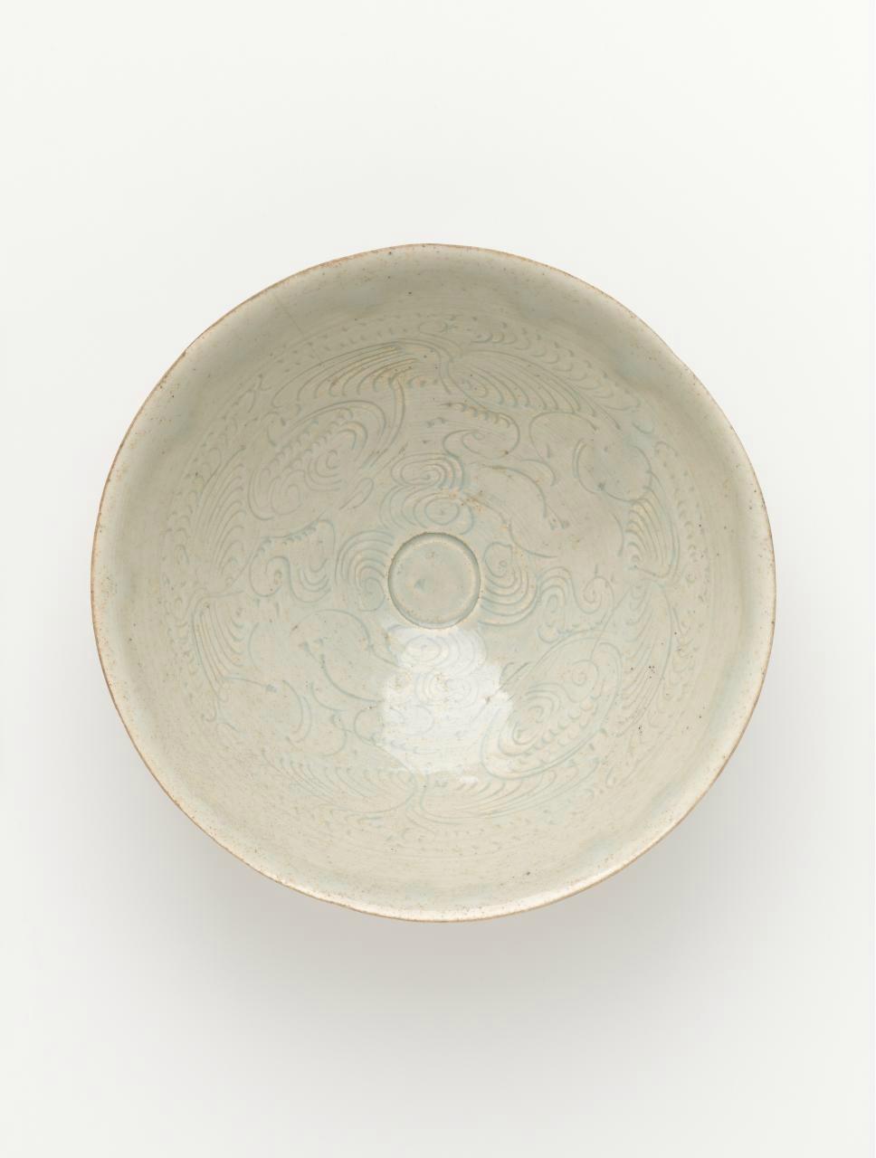 Bowl, Southern Song dynasty, 1127-1279, Qingbai ware 3
