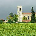 L'église paroissiale saint-jean-baptiste de goutz