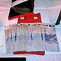 Portefeuille magique en euro(france,suisse,canada,belgique)