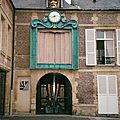 Charleville-Mezière, horloge (08)