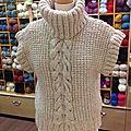 Quelques modèles à tricoter…