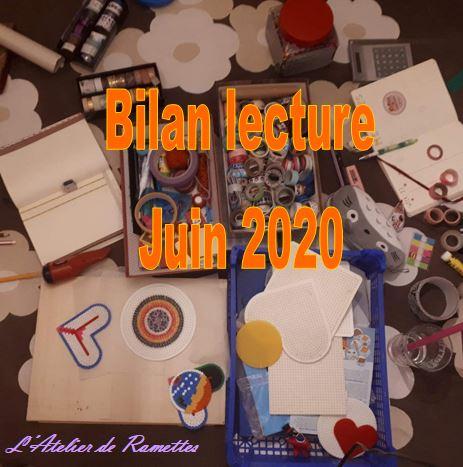 Bilan Lecture Juin