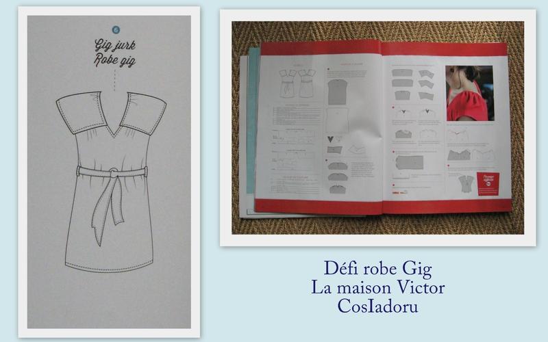 défi robe GIG1