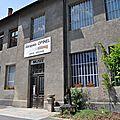 Entrée Musée de l'Opinel à St Jean de Maurienne
