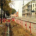 Rue Jacqueline Auriol - Rouen
