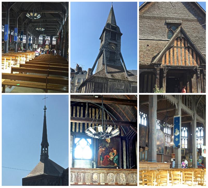 église Sainte Catherine d'Honfleur