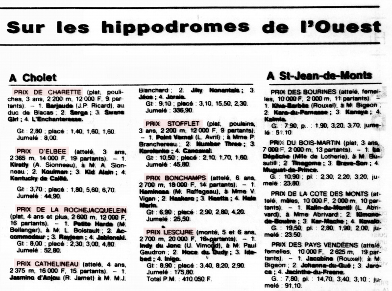 Ouest-France 21 05 1979