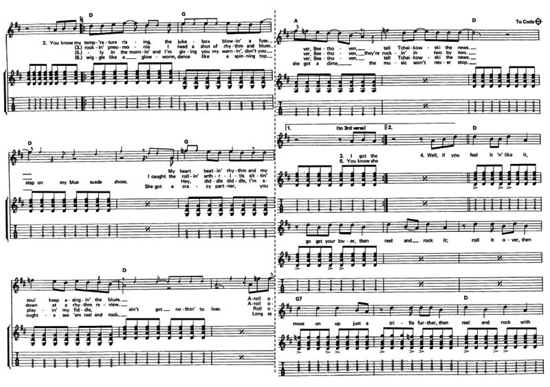 Roll iver, Beethoven 03