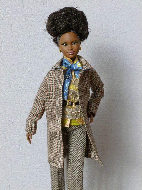 Barbie very british