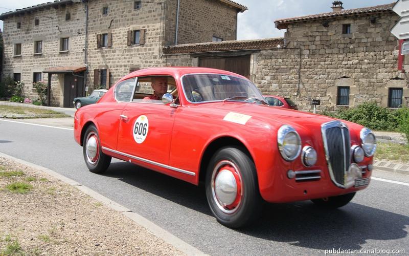 606-Lancia Aurelia B20 1952-Fr