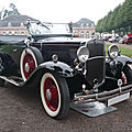 CHEVROLET Independence 3AE 4door phaeton 1931 Schwetzingen (1)