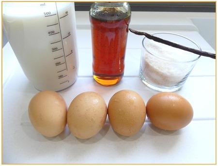 oeufs au lait au multicuiseur1